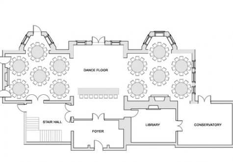 Floor Plans Graydon Hall Manor Toronto Wedding And