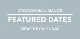 Graydon Hall's Featured Dates