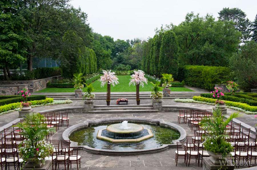 Wedluxe Land Of The Rising Sun Graydon Hall Manor Toronto Wedding And Event Venue Graydon
